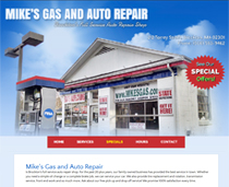 Mike's Gas & Auto Repair