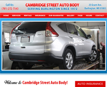 Cambridge Street Auto Body
